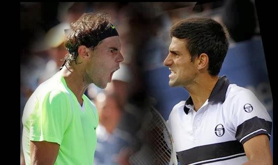 Djokovic contra Nadal