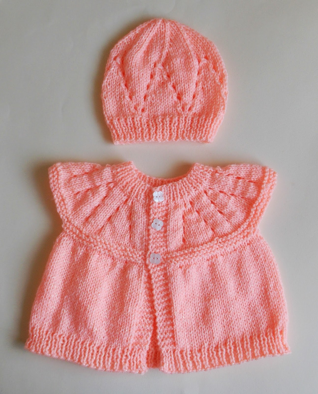 Knitting Patterns Baby Pinterest : mariannas lazy daisy days: All-in-one Knitted Baby Tops