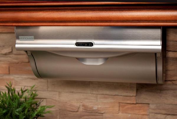 Kitchen Idea Automatic Paper Towel Dispenser By INNOVIA Interior Design Ideas