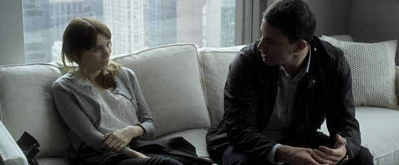 Rooney Mara e Channing Tatum em TERAPIA DE RISCO (Side Effects)