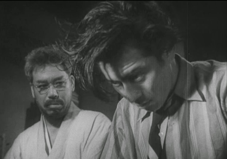 Drunken Angel The Film Sufi Drunken Angel Akira Kurosawa 1948