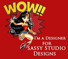 Past Sassy Studio Designs DT