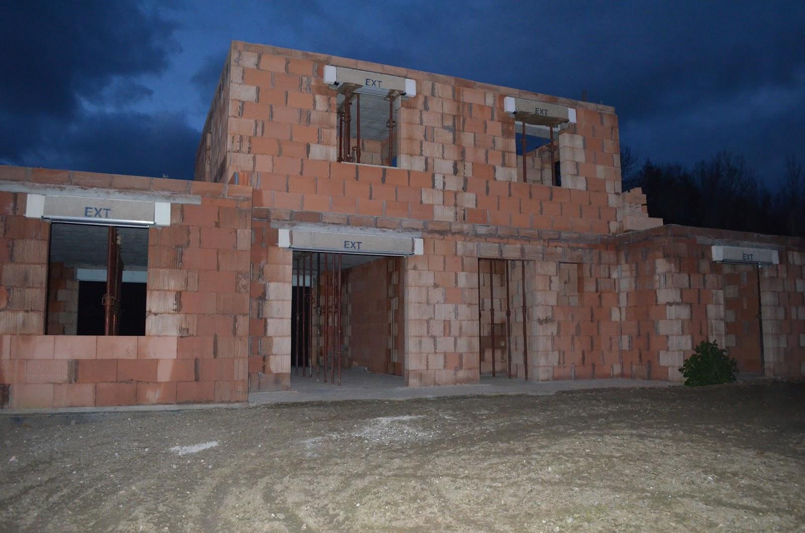 Projet construction de maison novembre 2015 for Projet construction