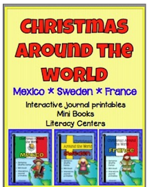 Christmas Around the World: Mexico, Sweden, & France