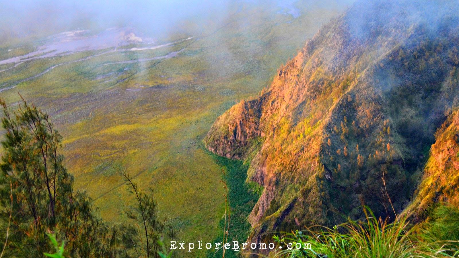 gunung bromo diakses dari malang jawa timur