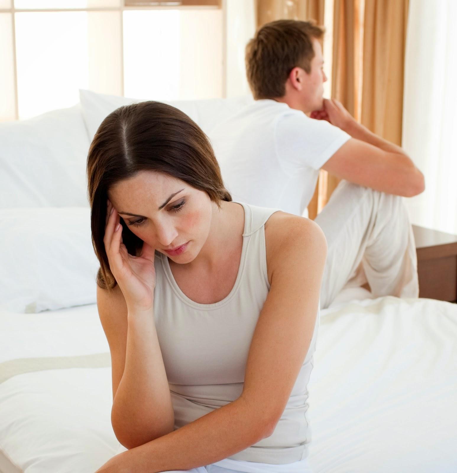 Los Problemas de pareja