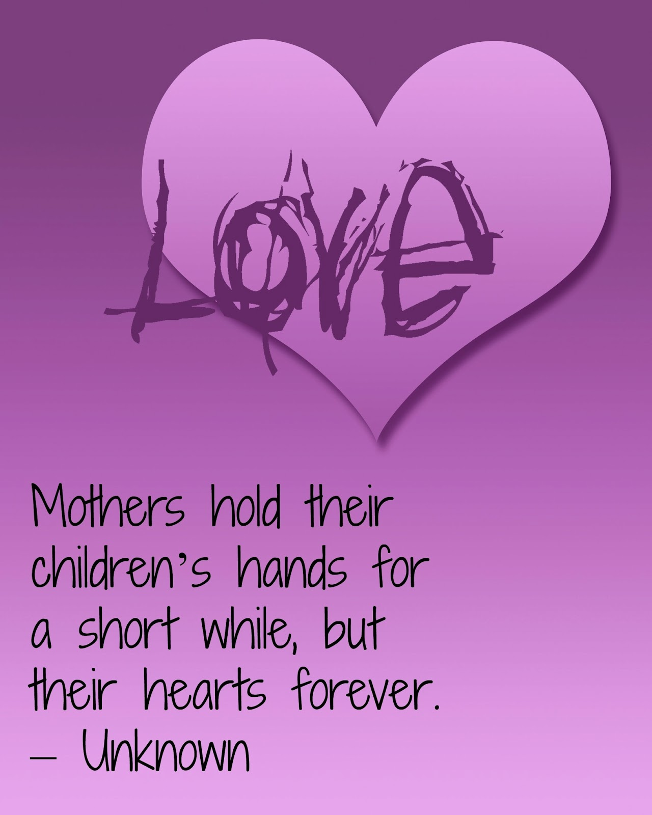 Proud mother quotes for daughters quotesgram for Mothers day quotes and sayings