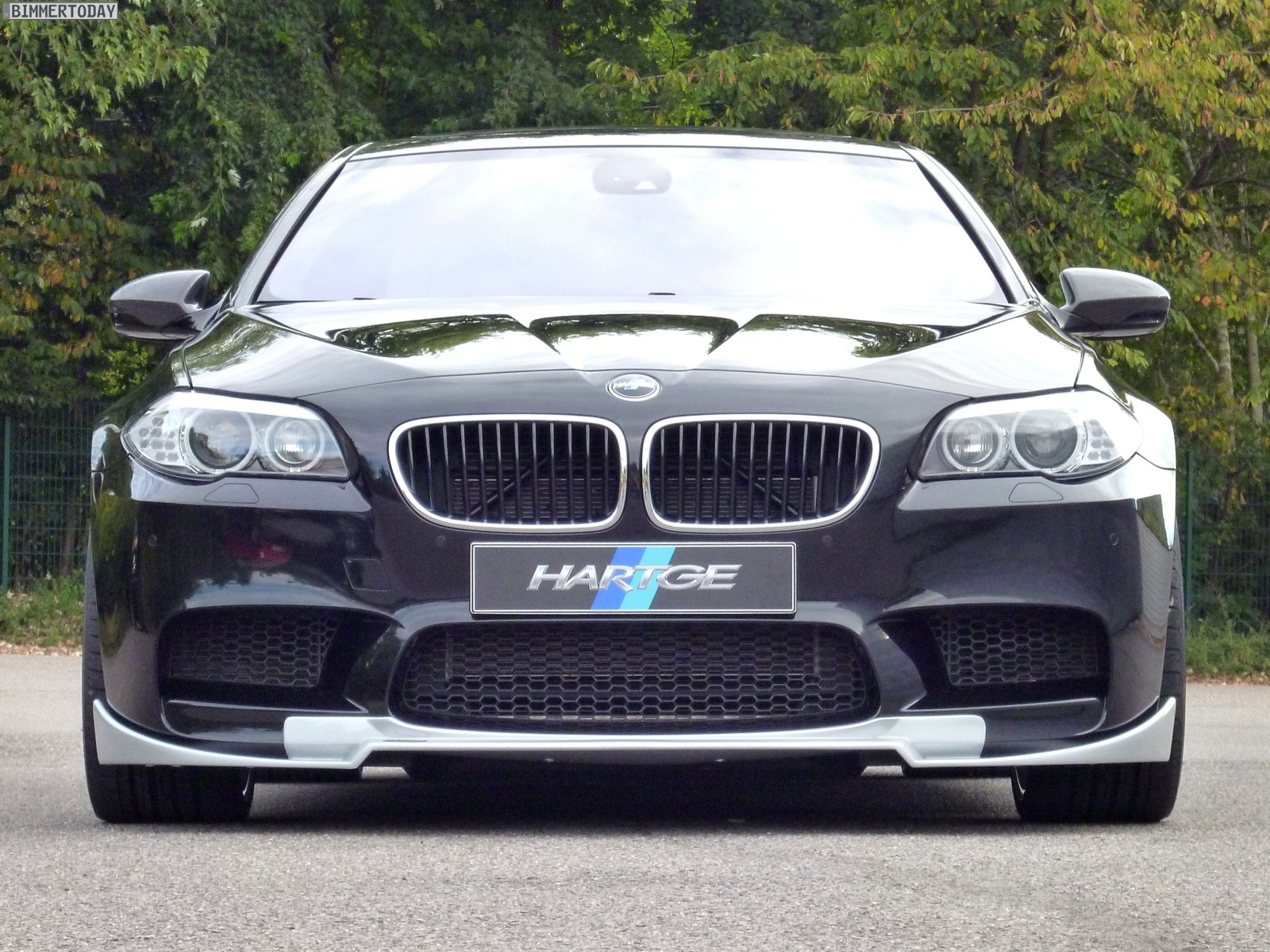 BMW M5 by Hartge