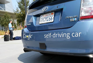 Google Car Self Driving Accidents