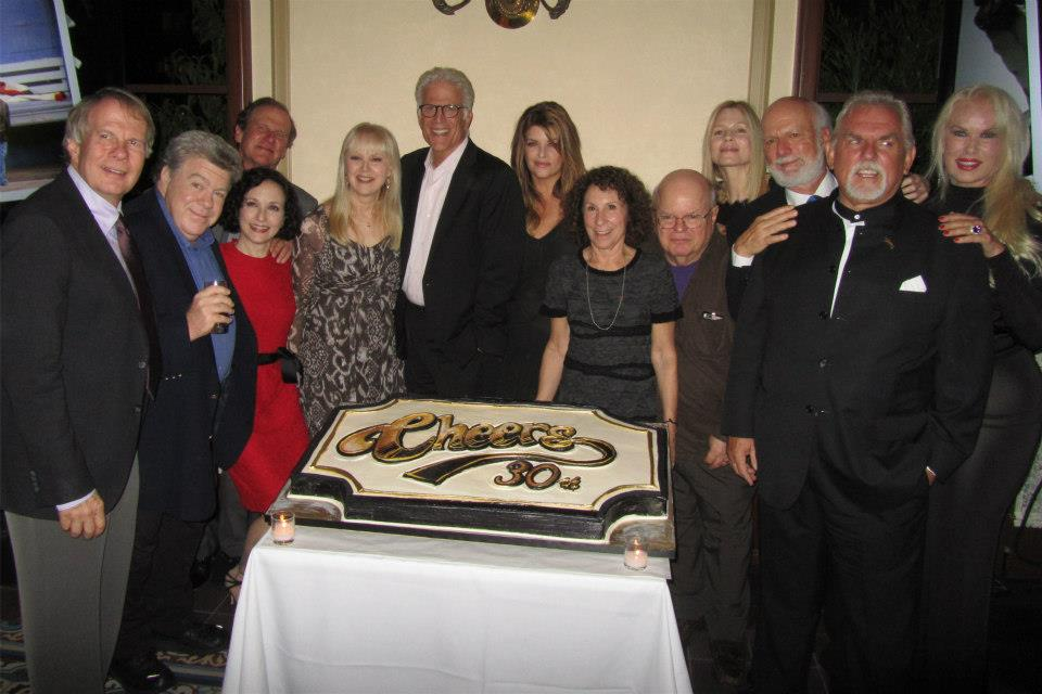 By Ken Levine The Cheers 30th Reunion Party