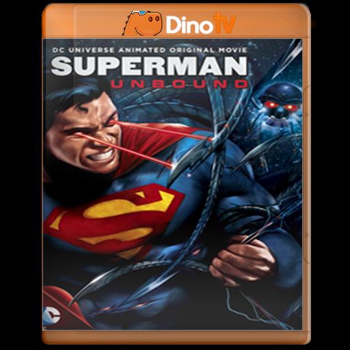 Superman: Unbound 2013 BrRip Español Latino