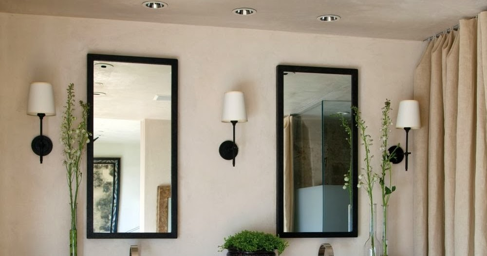 refresheddesigns.: seven stunning modern rustic bathrooms
