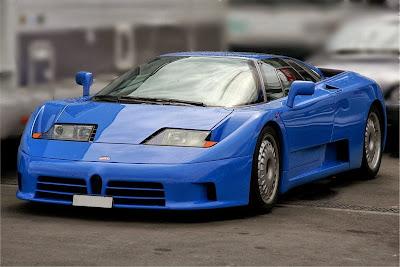 Bugatti Car