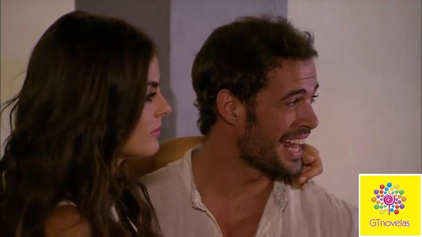 Ernesto es herido y le dice a Blass que quiere estar preparado por si ...