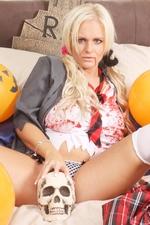 Victoria Summers Halloween Bloody Halloween