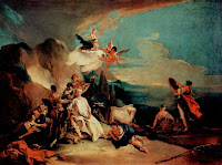 Tiepolo,Giovanni Battista . 1720-1722. Academia de Venecia