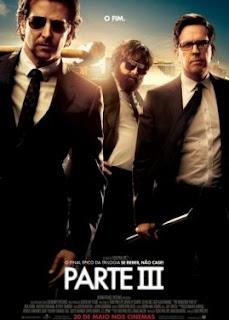 """Poster do filme """"Se Beber Não Case! Parte III"""""""