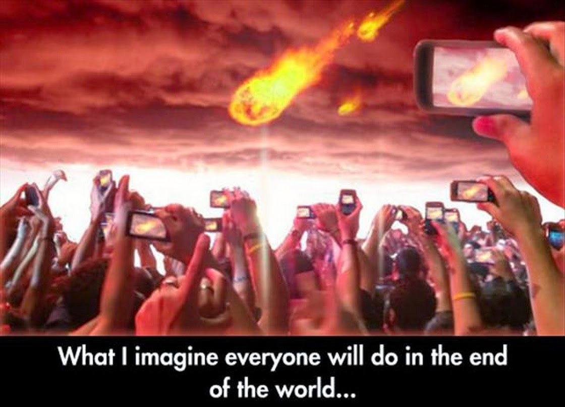 Image result for end of world funny