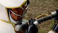 Kamen Rider Wizard 41 Indonesia - White Wizard