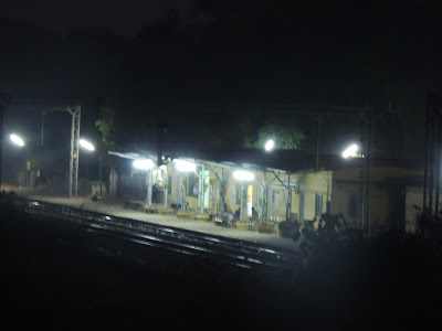 Railway Station Ettumanoor in athirampuzha Panchayath