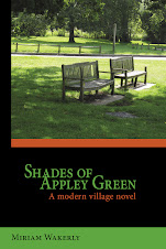 Shades of Appley Green - first of a new series - paperback and on Kindle