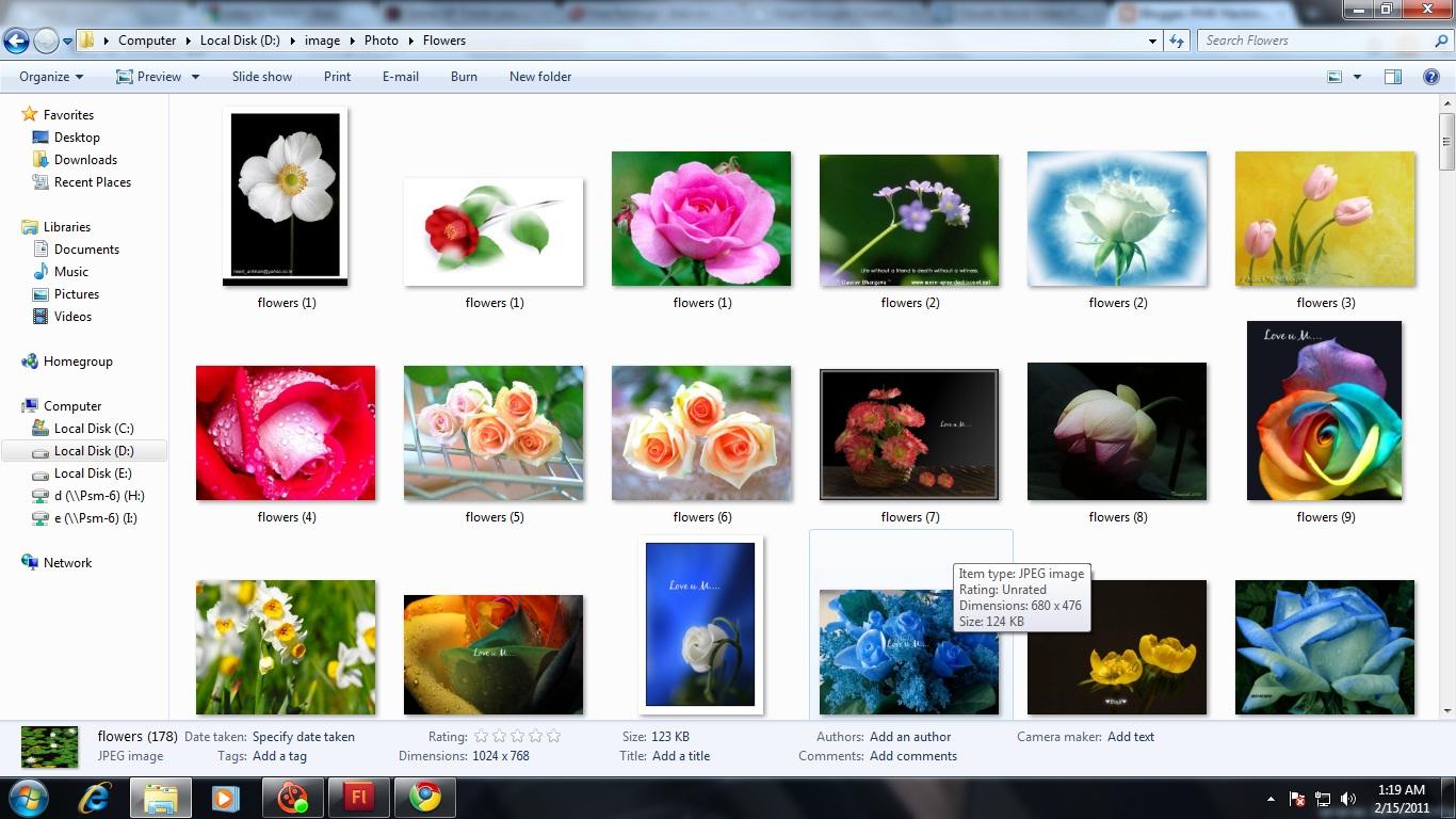 desktop icons rename themselves