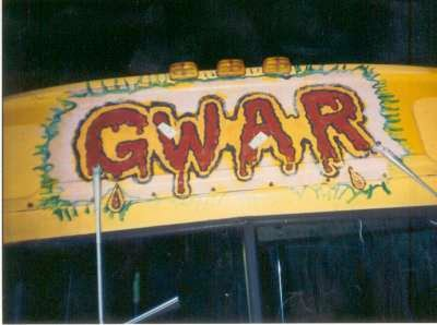 GWAR 1989