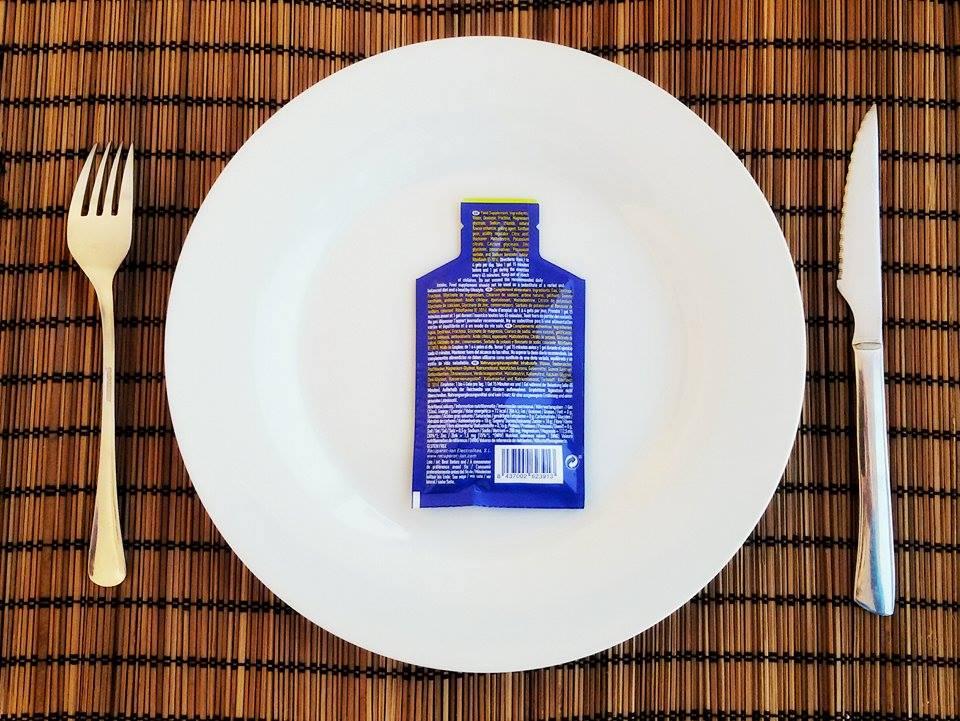 Cómo interpretar el etiquetado nutricional del gel energético ...
