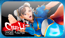 Tsume HQF Street Fighter IV Ultra - Chun-li