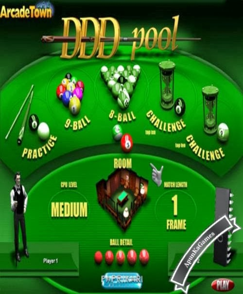 Free Billiard Offline Apps Games Full Download For PC Laptop
