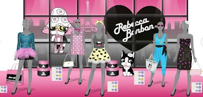 Rebecca Bonbon Shop