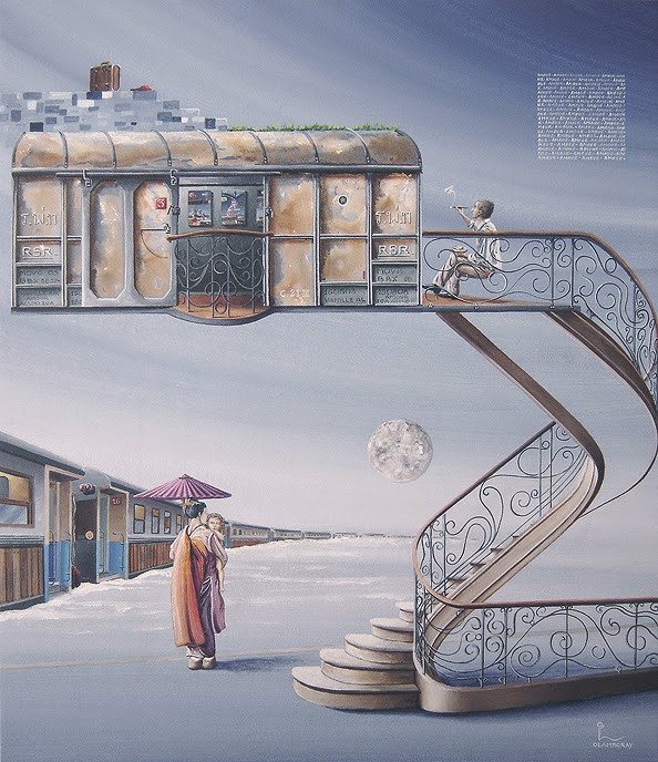 13-Olivier-Lamboray-A-Journey-Through-the-Surreal-World-in-Paintings-www-designstack-co