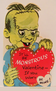 The Top 100 Most Strange, Odd, Perplexing And Unintentionally Funny Vintage  Valentine Cards EVER!