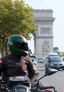 Wheel Story 3 Akhirnya FINISH di Paris