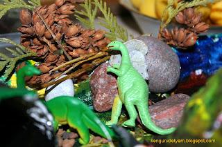 диназавры
