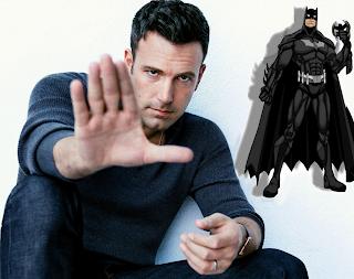 Ben Affleck will be Bruce Wayne