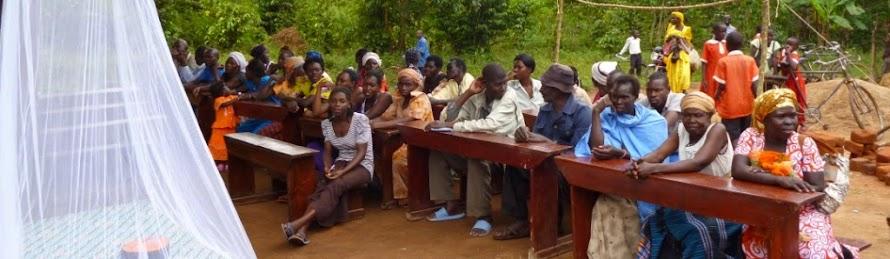 Budaada 2014 - Livingstone werkvakantie