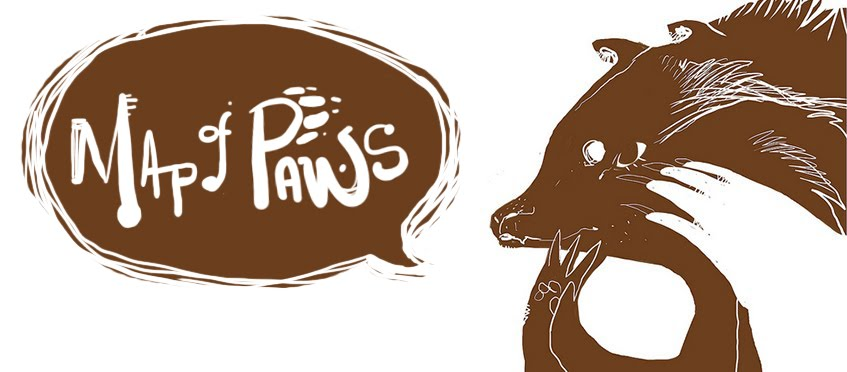 Map of Paws