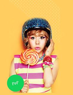 SNSD Sunny Casio Baby G Photos