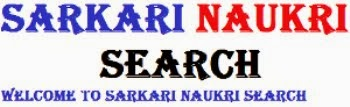 Sarkari Naukri Search