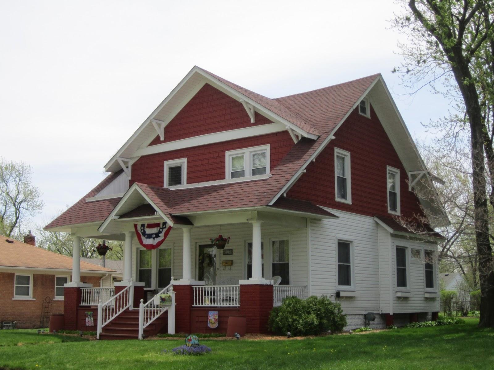 Kit house hunters sears sherburne in berkley michigan for Home home