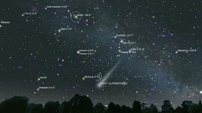 EVENTOS ASTRONOMICOS 2013