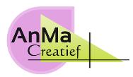 """Winner AnMa Creatief op 01-02 2017 (#64) """"Handlettering"""""""