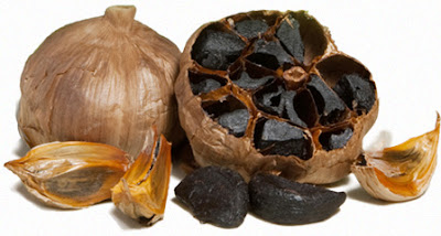 Black Garlic images photo