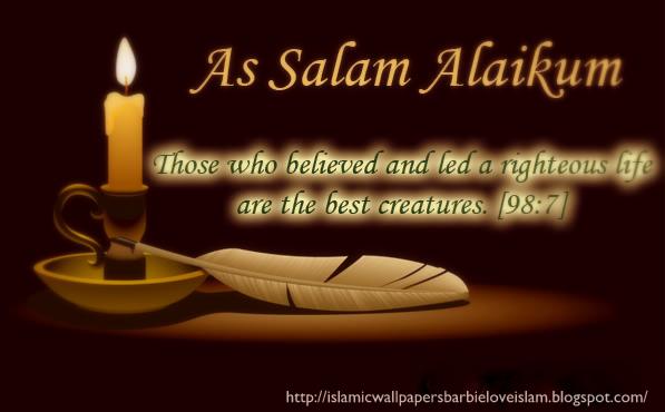 A Salam Alaikum