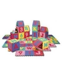 Beb s y mam s hoy alfombras puzzle t xicas para la salud - Alfombras puzzle infantiles ...