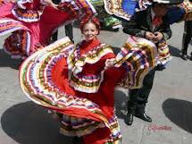 bailes tipicos de cada region
