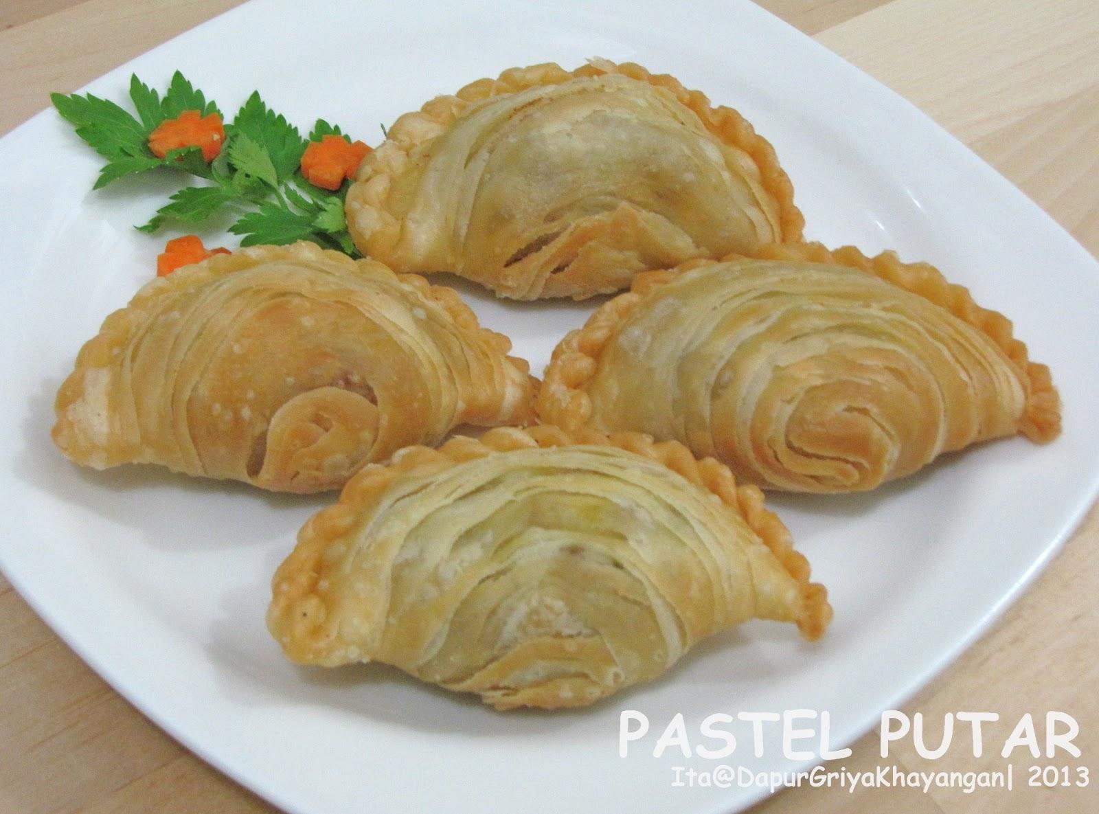 Dapur Griya Khayangan | category: Step By Step