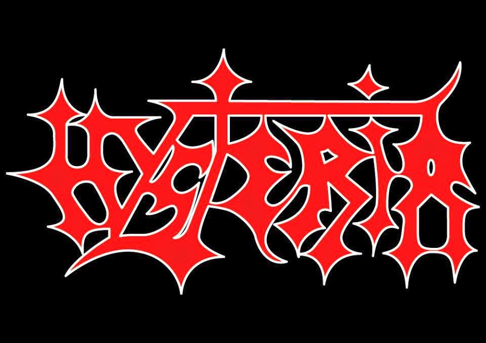 Hysteria - Crisis Mental - 2014