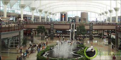 Bandara Internasional Denver, Amerika Serikat